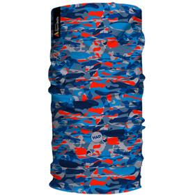 HAD Originals Artist Design Buis, blauw/rood
